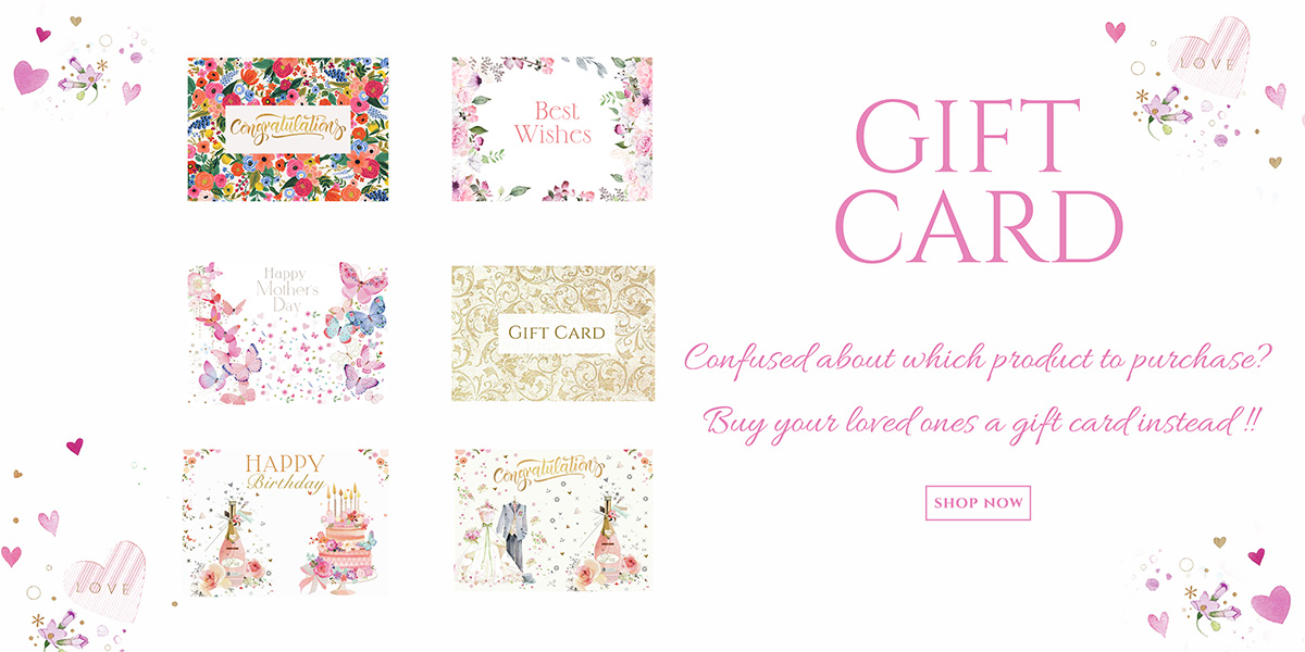 Mother's Day Giftcards for Adora
