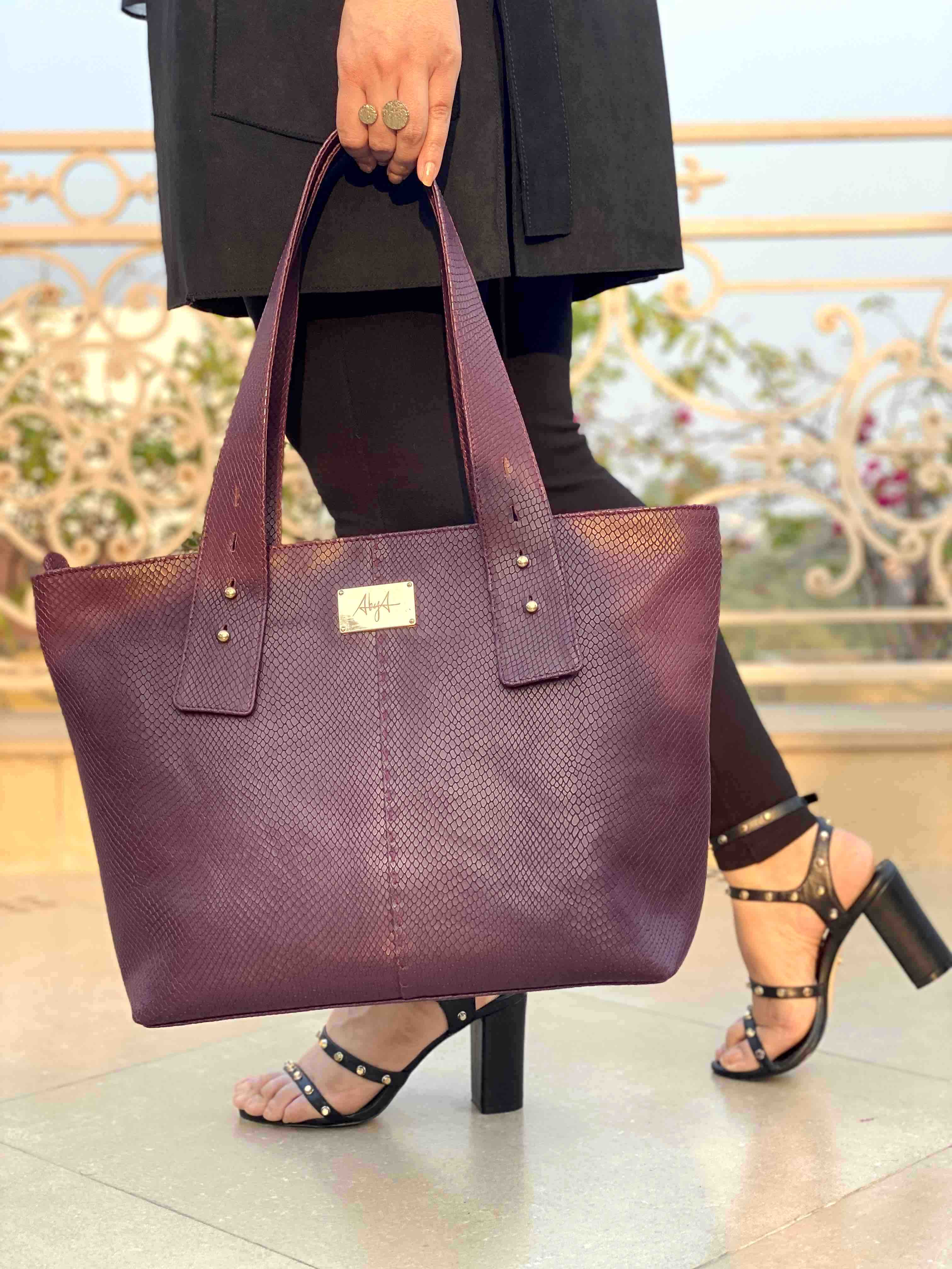 MULBERRY TOTE BAG image 4